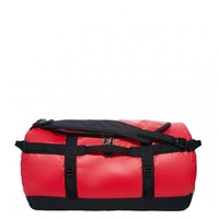 The North Face Base Camp Duffel Bag - Size S - Red Black