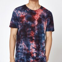 PacSun Wicked Washed Scallop T-Shirt at PacSun.com