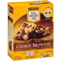 Nestle Toll House Cookie-Brownie Delight Kit, 17.875 oz - Walmart.com