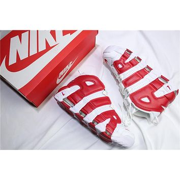 """Air More Uptempo QS """"Vairsty Red"""""""