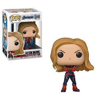 Funko Pop! Marvel: Avengers Endgame Captain Marvel