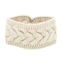 Free Press | Cable Knit Sweater Headband | Nordstrom Rack