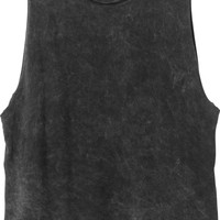 Label Muscle T-Shirt   RVCA