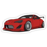 Rocket Bunny - FRS, GT86, BRZ by Veyrox