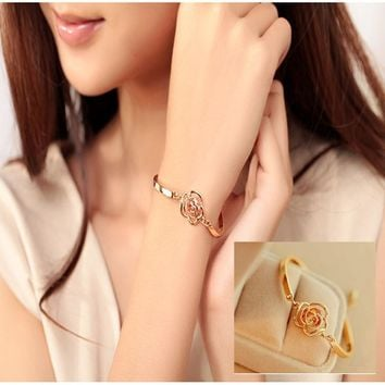 New Arrival Great Deal Hot Sale Awesome Shiny Gift Alloy Bangle Korean Stylish Bracelet [10467599572]