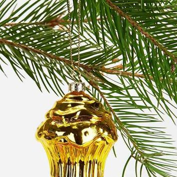 Gilded Food Ornament-