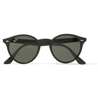Ray-Ban - 2180 Round-Frame Acetate Sunglasses | MR PORTER