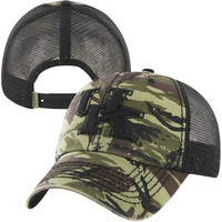 Kentucky Wildcats '47 Brand NCAA Artillery Adjustable Hat – Green