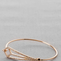 CONDESA ART DECO BANGLE
