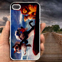 the lion king grumpy cat-iPhone cases 4/4S Case iPhone 5/5S/5C Case Samsung Galaxy S3/S4 Case