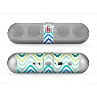 The Vibrant Fun Colored Pattern Swirls Skin for the Beats by Dre Pill Bluetooth Speaker